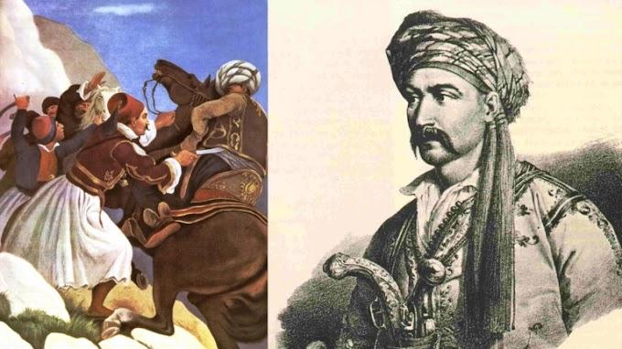 Νικηταράς: Ο ήρωας που κατέληξε επαίτης στον Πειραιά (1772 – 25 Σεπτεμβρίου 1849)