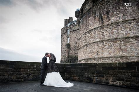 Edinburgh Elopement Photography Guide and Information