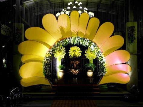 Wedding Gate   Sun Flower Wedding Gate Manufacturer from