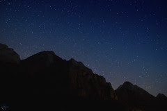 Starlight over Zion 5