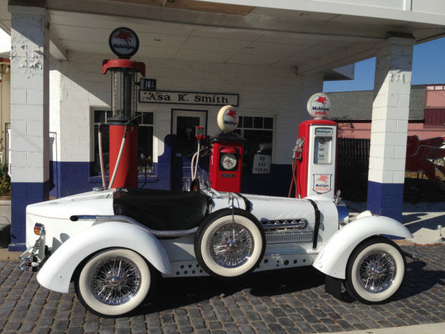 Bugatti Type 59 Convertible 1934 white For Sale ...