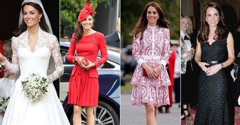 All of Kate Middleton's Alexander McQueen outfits   from