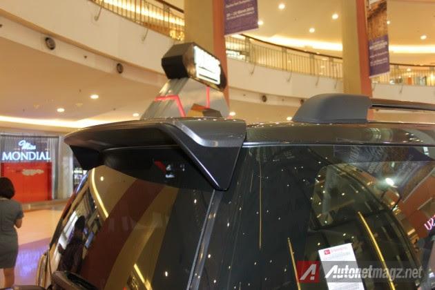 2015-Daihatsu Terios-Spoiler