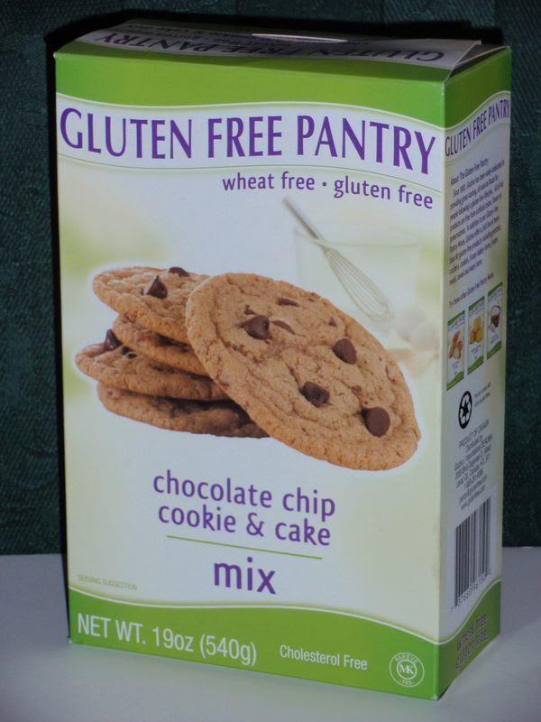 Delicious Gluten-Free Cake Mix and other gluten-free ...