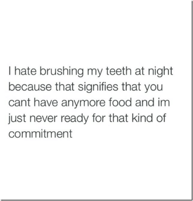Relatable Quotes For People Who Are Always Hungry