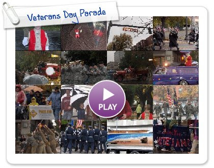 Click to play Veterans Day Parade