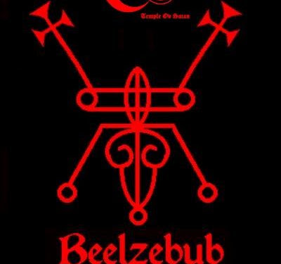 Demon Beelzebub Symbol