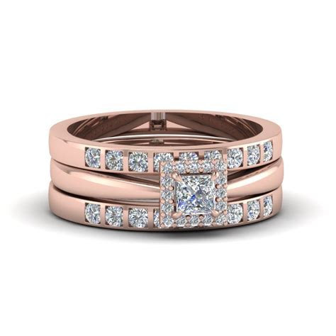 Discover Our Diamond Trio Wedding Ring Sets   Fascinating
