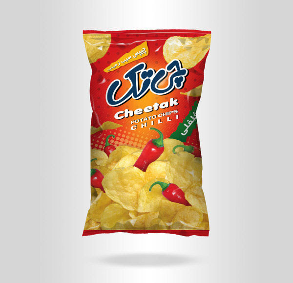 Potato Chips Packaging design examples 2 30+ Crispy Potato Chips Packaging Design Ideas