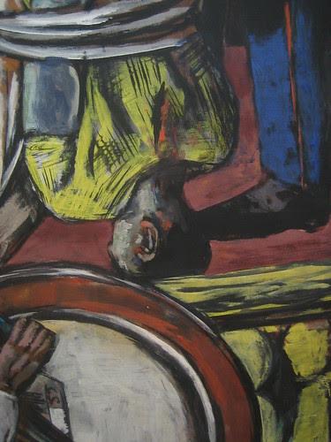 Departure (details), 1933-35, Max Beckmann _7504