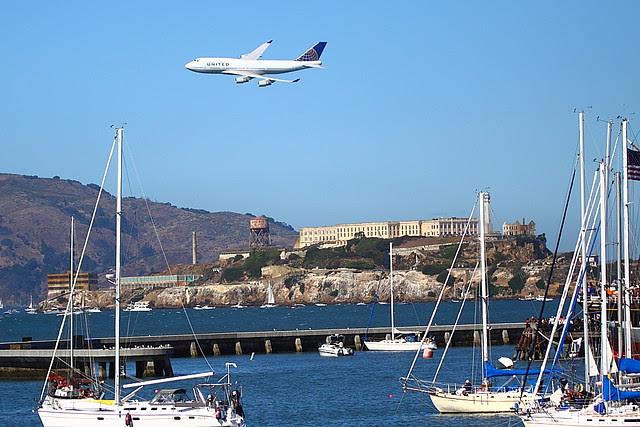 IMG_2398 Boeing 747, San Francisco Fleet Week 2011