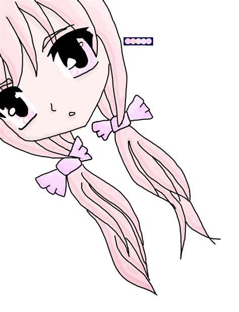 cute anime girl  finalfantasyzelda  deviantart