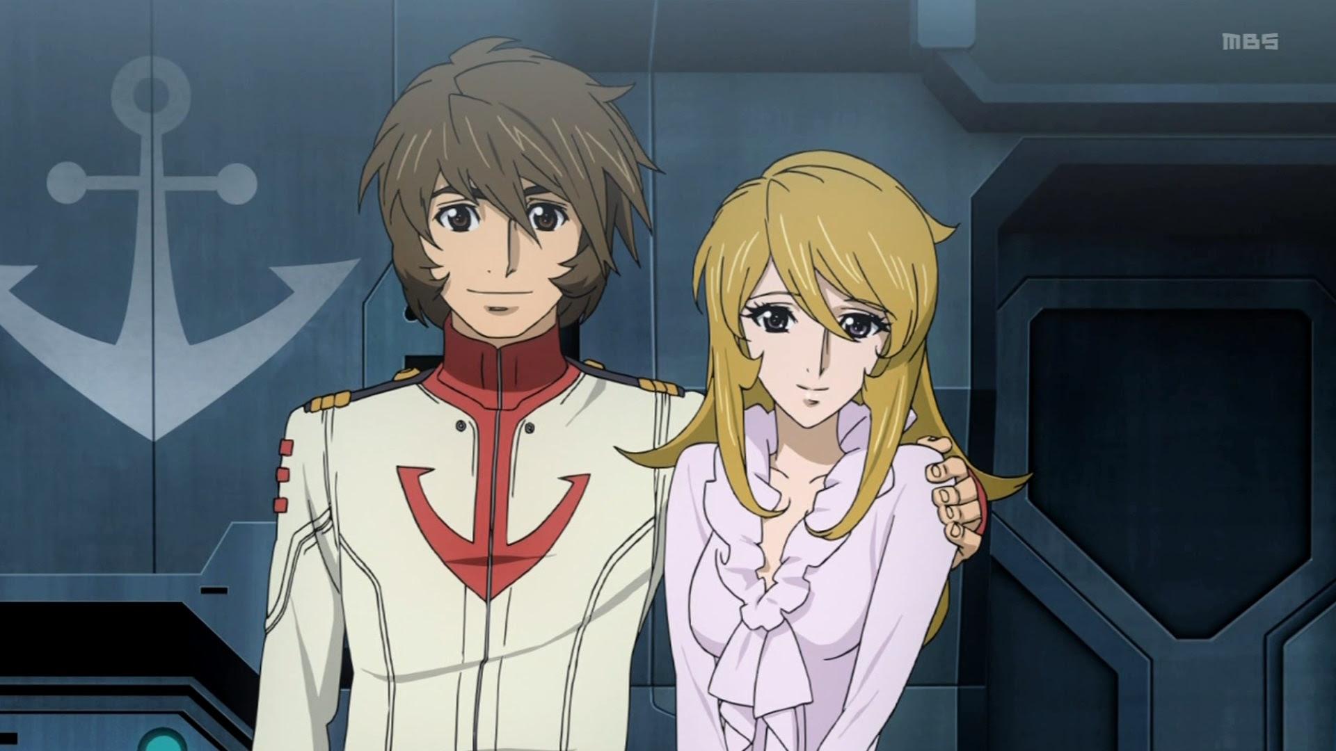 宇宙戦艦ヤマト2199 最終話 コスモリバースすげええええ