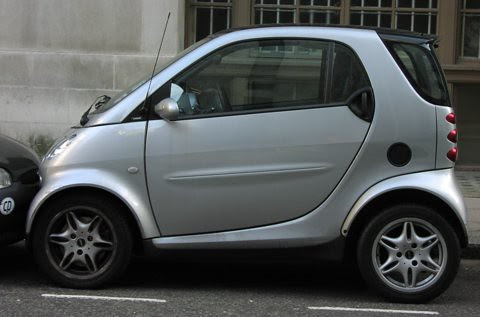 A contender for cutest-small car