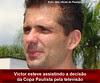 Goleiro Victor parabeniza os atletas do Galo pelo título da Copa Paulista 2010
