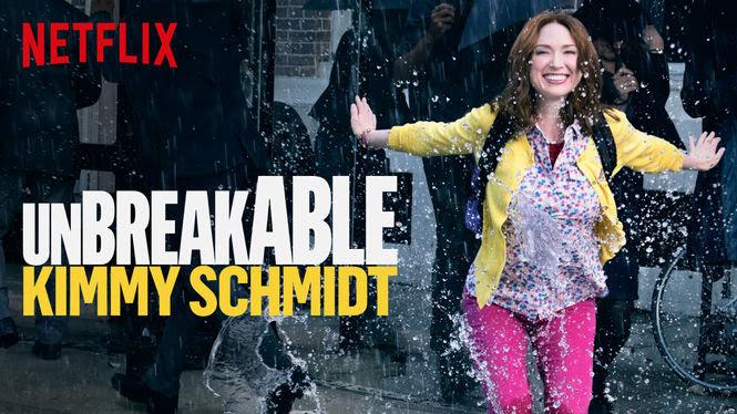 Resultado de imagem para unbreakable kimmy schmidt