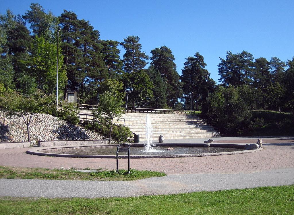 Amfitheatre