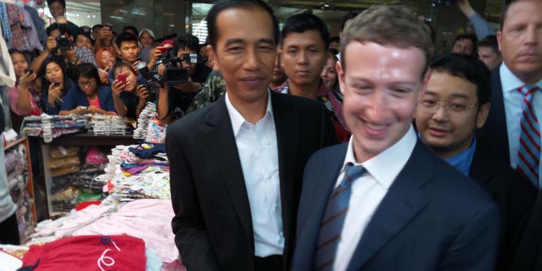 "Zuckerberg Bakal Datang ke Indonesia untuk Bahas ""Hoax"" di Facebook?"