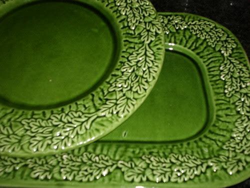 Portuguese plates