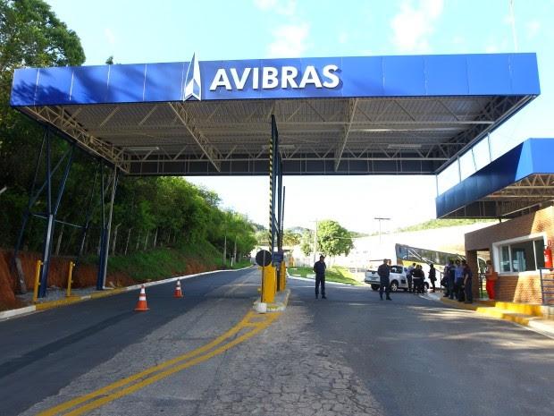 Avibras - Jacareí (Foto: Claudio Vieira/Sindicato dos Metalúrgicos)