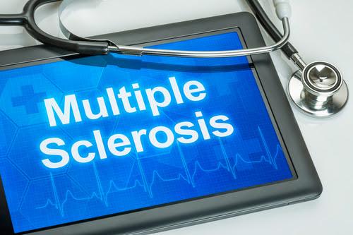 multiple sclerosis ipad