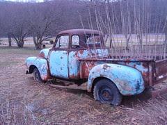 rusty truck installation (1)