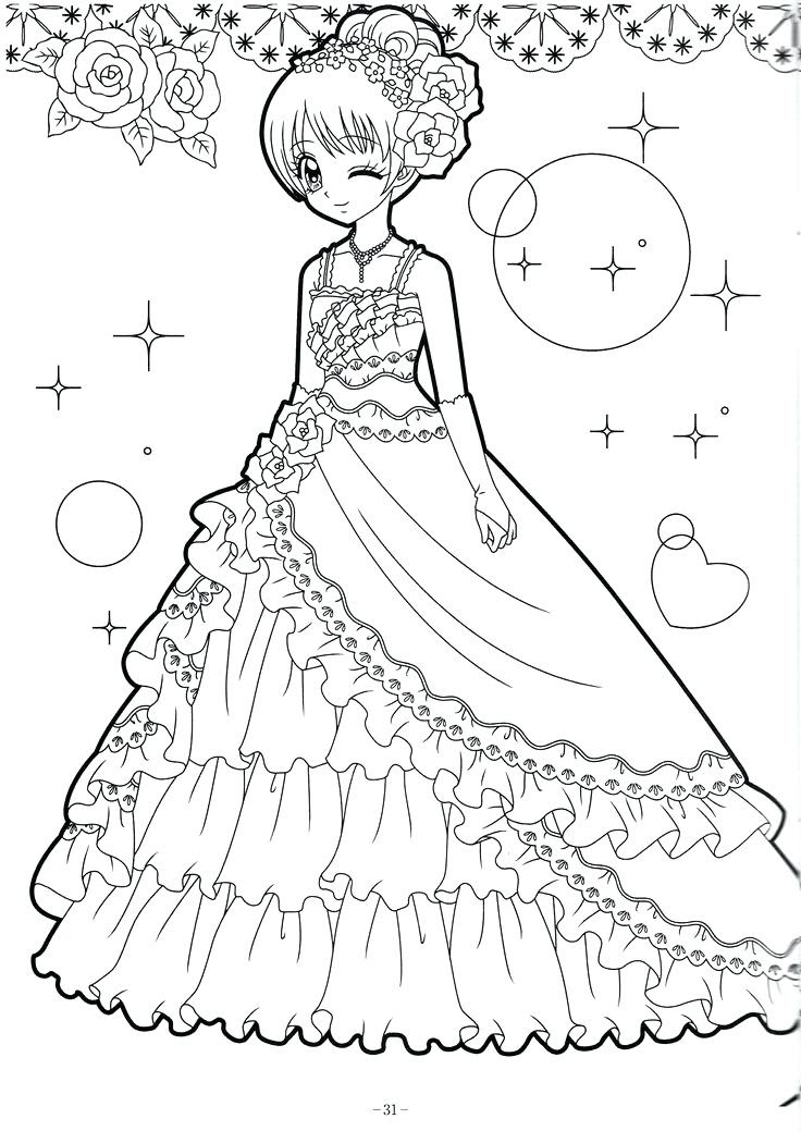 9500 Top Anime Coloring Pages Easy Images & Pictures In HD