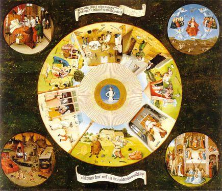 Resultado de imagen para 7 pecados capitales