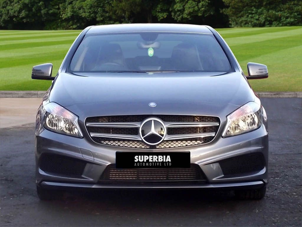 Mercedes-Benz A180 CDI BLUEEFFICIENCY AMG SPORT for sale ...