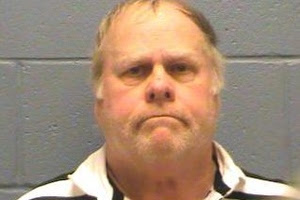 The party is over for Harvey Updyke.