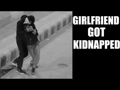 Kidnapping My Hot Indian Girlfriend Prank | Gone Wrong | AVRprankTV