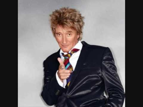 Rod Stewart - I Don't Wanna Talk About It:歌詞+翻譯