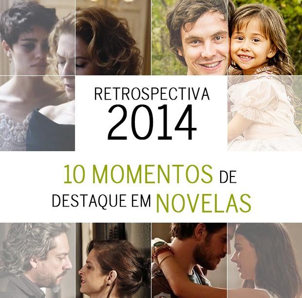 Retrospectiva 2014 (Foto: Arte: Eduardo Garcia)