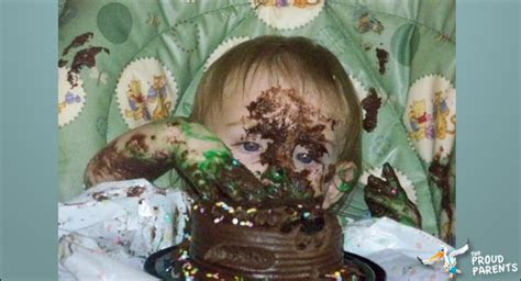baby  cake parent fails  proud parents