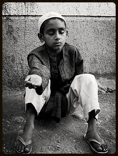 I Have Been Shooting This Blind Boy Since 8 Years by firoze shakir photographerno1
