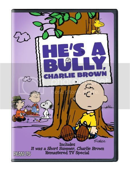 Hes a Bully Charlie Brown