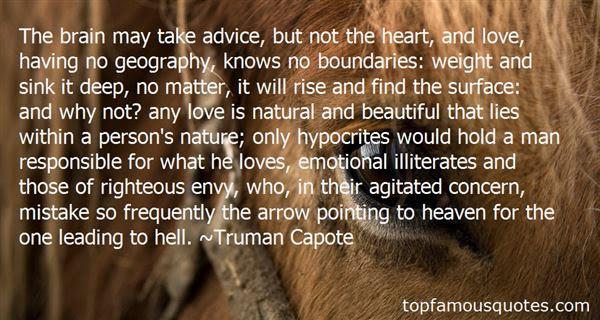 Love Knows No Boundaries Quotes: best 3 famous quotes about Love Knows No Boundaries