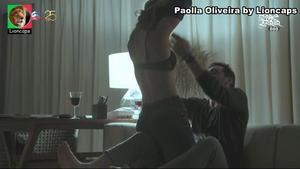 Paolla Oliveira sensual na novela A Força do querer