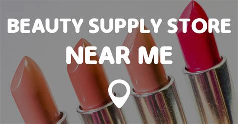 beauty supply store   points