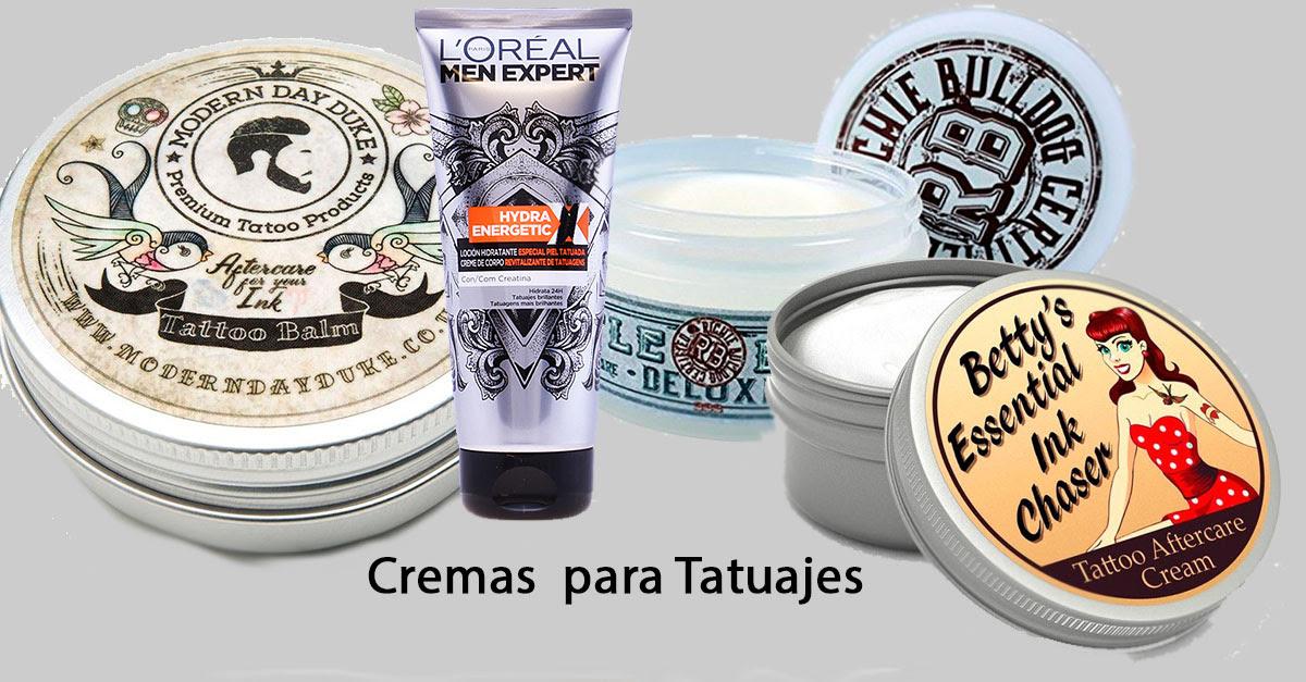 Las 11 Mejores Cremas Para Tatuajes Hidratar Y Cicatrizar 2019