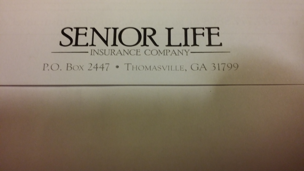 Ripoff Report  Senior Life Insurance Company Complaint Review Nationwide