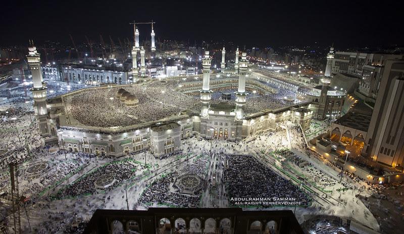 Masjidl Haram malam 27 Ramadhan 2012
