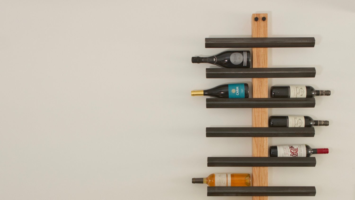 Making A Metal And Wood Wine Rack The Practical Engineer