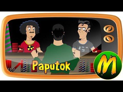 MegaToon TV - Pinoy Jokes: Paputok
