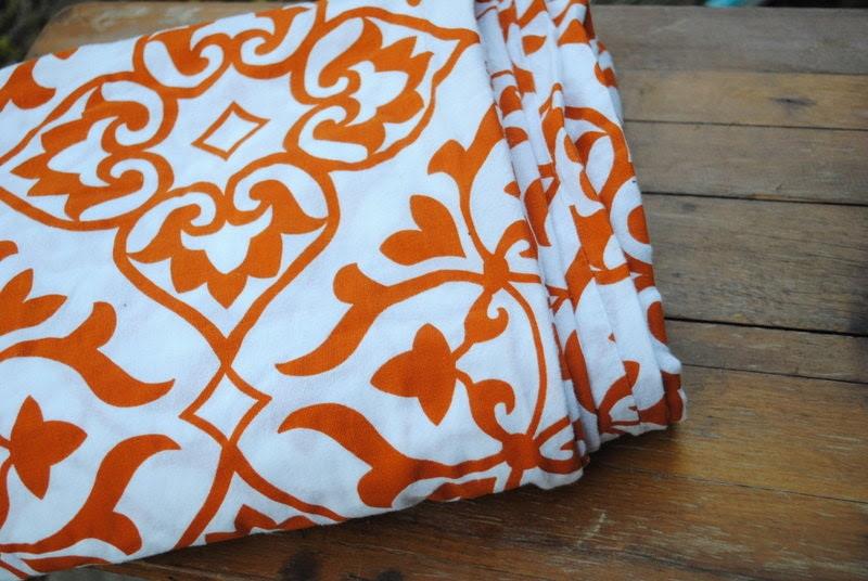 reclaim fabric queen / full duvet cover from ikea by Run2theWild
