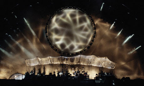 Pink Floyd's Division Bell tour, 1994