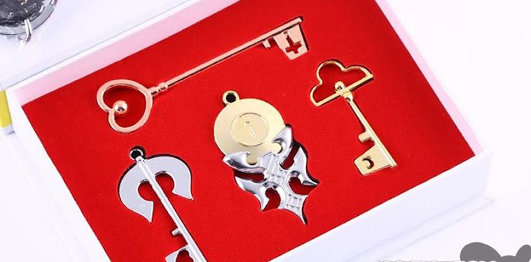 Nisekoi Key And Lock