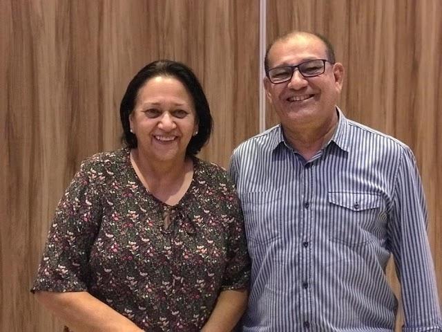 Fátima Bezerra anuncia Getúlio Marques para a Secretaria de Educação do RN