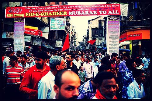 Eid E Ghadeer Mubarak.. by firoze shakir photographerno1