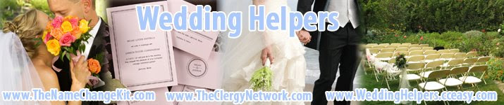 Wedding Helpers - Wedding Tips   Marriage Ceremony